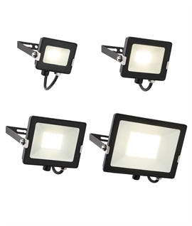 Professional LED Floodlight with Sensor Accessories