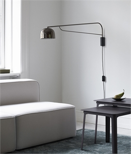 Long Reach Wall Light by Normann Copenhagen