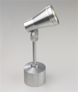 Sleek Aluminium 3 Watt LED Garden Spike Light