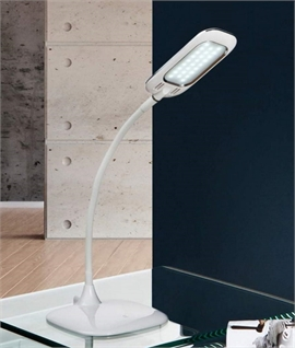 Rechargeable LED Table Lamp by USB Black or White