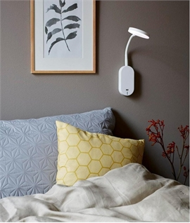 LED Dimmable & Adjustable Wall Light