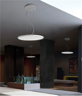 Suspension LED Light Aluminium