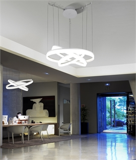 Stunning Centrepiece Lights For Commercial Spaces