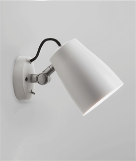 Larger Adjustable Wall Spot - Atelier by Astro Lighting