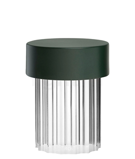 Flos Last Order Fluted Table Lamp - Outdoor