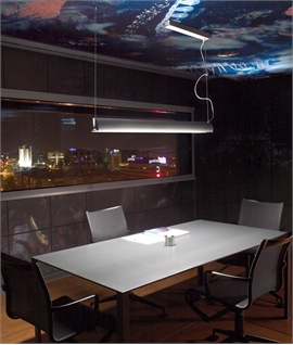 Suspended Linear Ceiling Light
