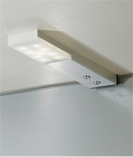 LED Over Cabinet Light - 9 Chips & 2.5 watts