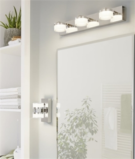 Up & Down LED Bathroom Wall Light IP44