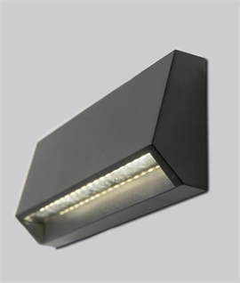 LED Surface Mounted Brick Low Level Light - 3 Sizes