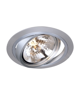 Adjustable Recessed Downlight - AR111 Lamp