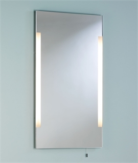 Shallow Profile Illuminated Mirror IP44