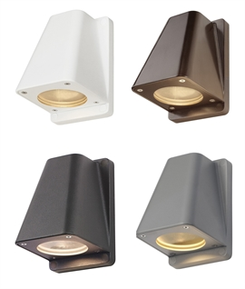 Mast Light - Designed for mains lamps in four finishes