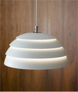 scandinavian lighting fixtures. dome layered scandinavian style pendant lighting fixtures