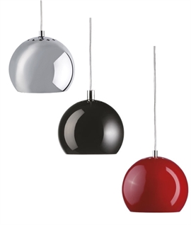 Fransden Ball Hanging Pendant - 3 Colours