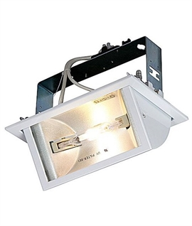 Simple Metal Halide Pull-Out Recessed Floodlight