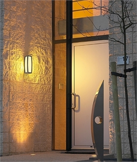 Modern Exterior Box Light IP54