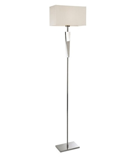 Modern Art Deco Influenced Floor Lamp