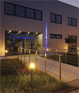 Stainless Steel Outdoor Bollard Light