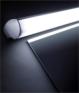 Commercial wall lights lighting styles linear fluorescent wall light linear fluorescent wall light aloadofball Image collections
