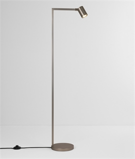 Modern and Minimal Floor Reading Light