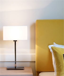 Perfect Size Lamp For Living Areas and Bedside