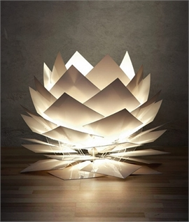 Water Lily Table Lamp Dia: 350mm