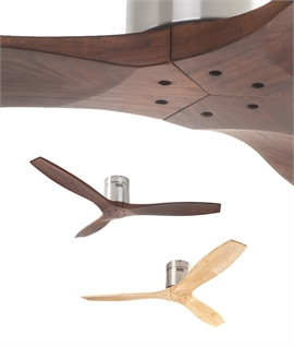 Three Blade Propeller Ceiling Fan - Great Aviation Styling