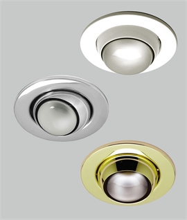 Eyeball Downlight for R63 Reflector Lamp