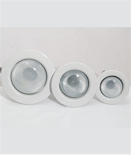 Fixed Downlight For R80 Reflector Lamp