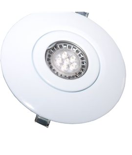 5w LED Downlight Converter - Four Finishes