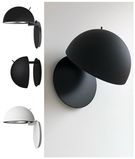 Radon Adjustable Wall Light by Lightyears