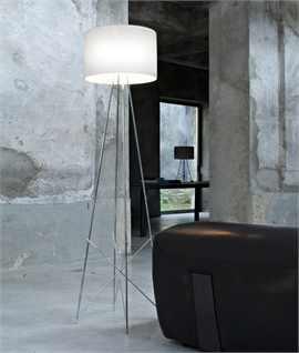 Ray F2 Floor Lamp by Flos H:1710mm