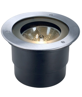 Recessed Ground Luminaire Adjustable Light Distribution - AR111 LED Lamp