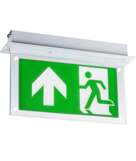 Fire Exit Signage Lighting Styles