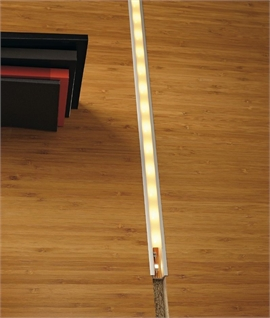 Recessed LED Mini Profile - 1 Metre Lengths