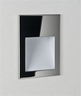 Recessed Low Level LED Wall Light