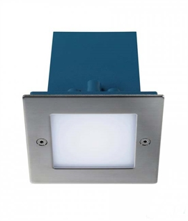 Recessed Wall or Ceiling Square Light