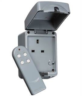 Outdoor Sockets with Remote Control