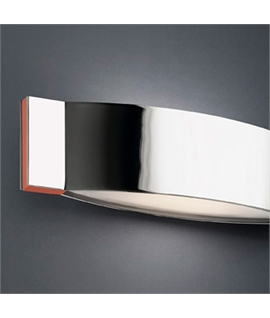 Up & Down Wall Light - Interchangeable End Inserts