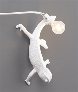 Chameleon Lizard Wall Light - Two Options