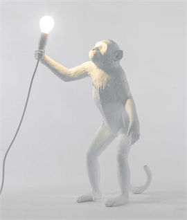 Monkey Standing Table Light with LED Lamp