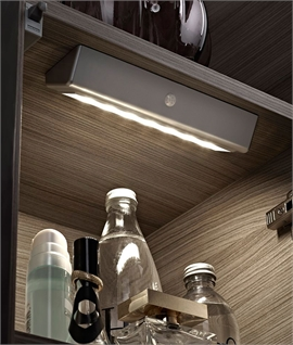 Sensor Activated LED Wardrobe Light - Rechargeable