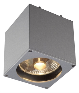 Square Fixed Mains Downlight