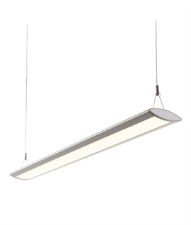 suspended lighting. unique suspended slim curved suspended led linear module  to lighting l