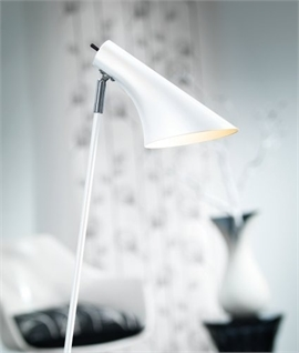 Extending & Adjustable Head Floor Lamp