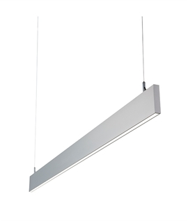Slim & Sleek Suspended LED Linear Module