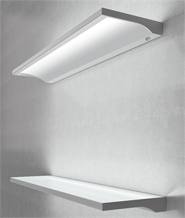 Slimline Illuminated LED Shelf - 3 Sizes