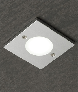 Slimline LED Mini Square Under Cabinet Light