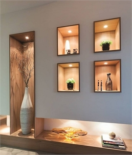 Small Recessed Bathroom Suitable LED Spotlight