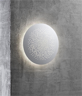 Eclipse LED IP44 Wall Light - 3 Finishes
